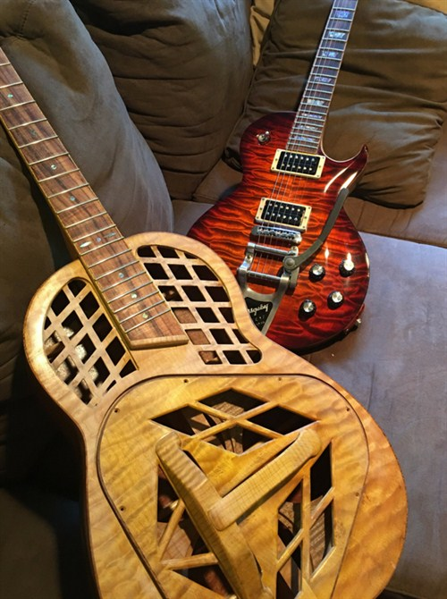 Two Guitars